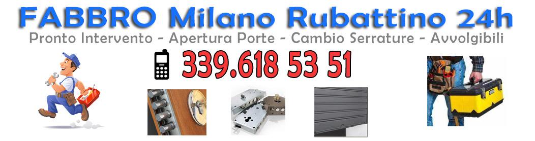 339.6185351 – Fabbro Milano Rubattino